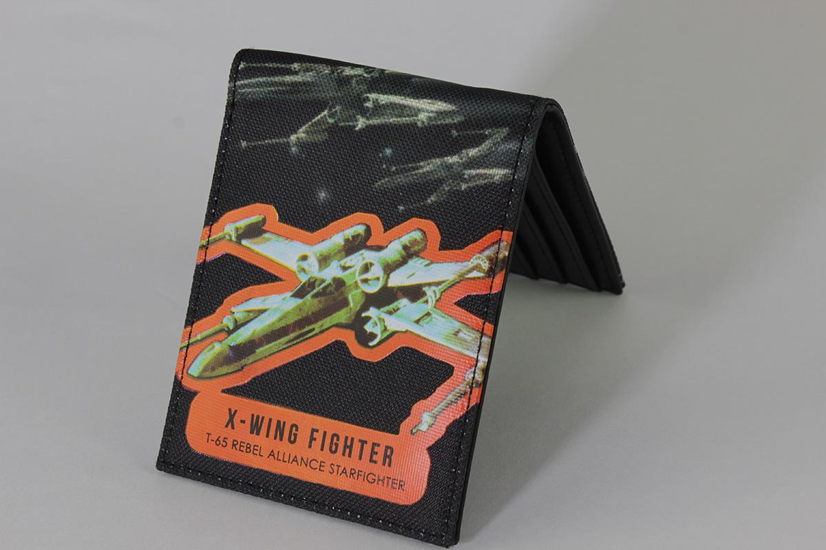 X-Wing Fighter T-65 Rebel Alliance Starfighter Wallet