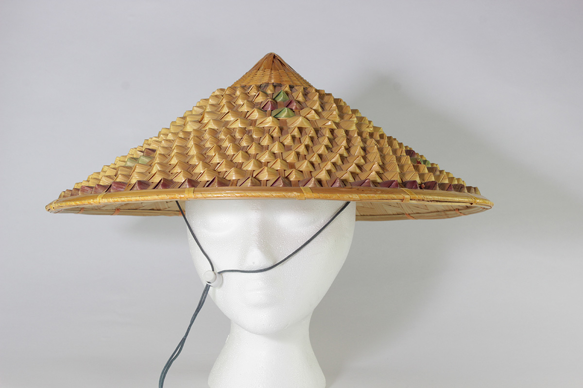 Chinese Conical Straw Hat